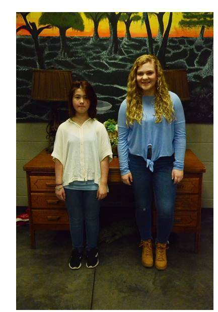 November Plainview Superette Academic Students of the Month