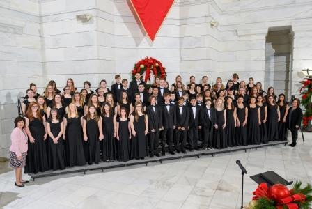 Two Rivers Choir - State Capitol 2019