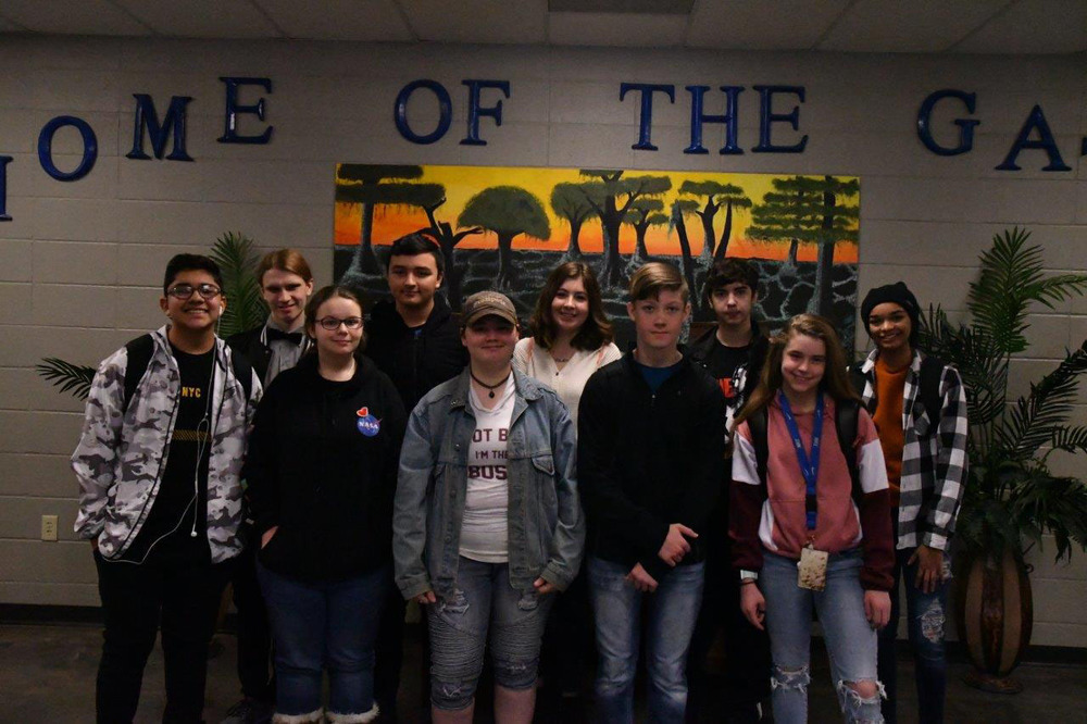 2019, Two Rivers High School Students of the Month
