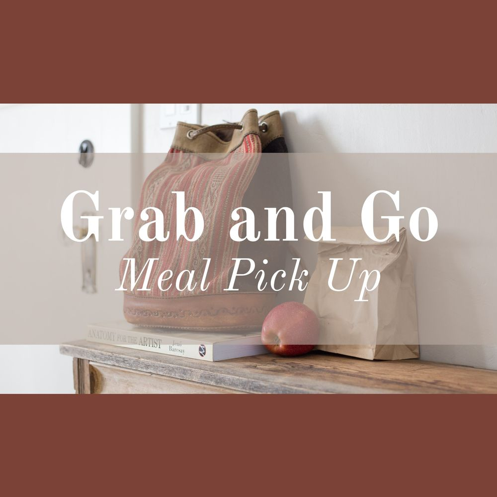 Grab & Go Meal Information