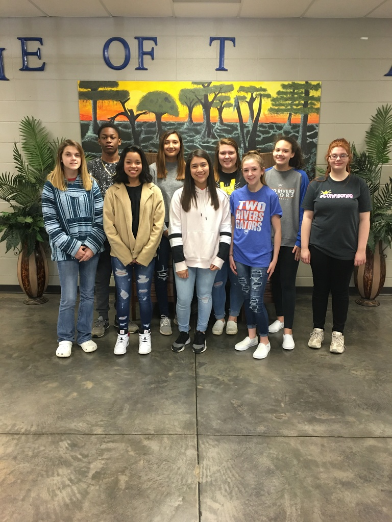 Student of the Month Grades 7th - 12th