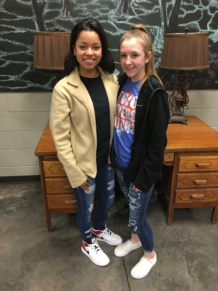 Plainview Superette Academic Students of the Month for January